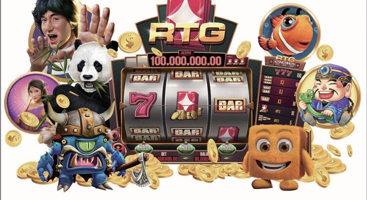 The Best Indonesian Online Game Slot Site