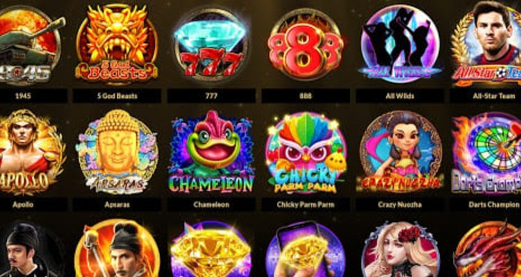 There are benefits when playing on online slot machines